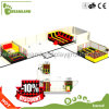 High Quality Funny Small Kids Durable Indoor Trampoline Park Dlj1517