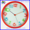 12 Inch Fashion Plastic Wall Clock (PWC4706)