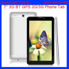 Mtk6577 Dual Core Android Tablet PC with 3G Phone Call and Bluetooth