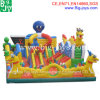 Inflatable Octopus Funcity, Large Inflatable Playground (BJ-FU01)