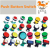 Kinds of Electrical 3A 8A 16A Push Button Micro Switch (PBS Series)