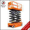 Customerized New Design DC Scissor Aerial Work Platform