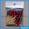 100PCS BBQ Appetizer Martini Bamboo Skewers