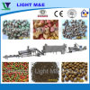 Automatic Dry Extruded Kibble Fish Animal Pet Food Machine