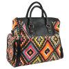 Colorful Canvas Handbag/Fashion Lady Bag/Tote Bag