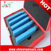 5PCS Carbide Brazed Tool of Cutting Tools by Steel 1/4""