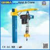 1000kg 1 Fall European Electric Chain Hoist with Hook Type