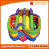 China Obstacle Jumping Moonwalk Bouncer with Slide Combo (T3-630)