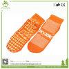 Fashion Customized Anti-Slip Trampoline Sock with Logo