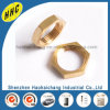 Precision Accessories Brass Nut for Switch Industry