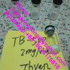 Purity99% Peptides Tb-500 for Bodybuilding Thymosin Beta-4 Tb4 (2mg/Vial)