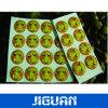 Customized Decorative Print Waterproof 3m Gel Adhesive Epoxy Sticker