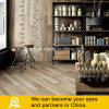 Light Color Wooden Ceramic or Porcelain Flooring Tile Digital Faces