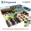 Commercial Multifunctional Trampoline Ropes Course Soft Indoor Playground Equipment