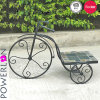Decorative Mosaic Bicycle Planter Stand