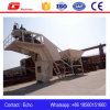 25m3/H Mobile Cement Concrete Mixing Plant Price for Sale