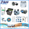Water Pump and Water Filtration Pool Accessories Whole Set Swimming Pool Equipment