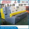 QC12Y-6X3200 Hydraulic swing beam shearing cutting machinery