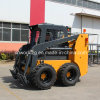 Small Size Skid Steer Loader with Open Cabin
