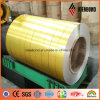 Gold Copper Champange Color Prepainted Aluminium Coil
