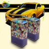 Solid Colors Outstanding Weathering Resistance Urethane Car Paint