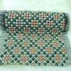 Hot Sale Decorative Diamante Rhinestone Fabric Mesh