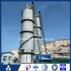 New 900-1300 Degree Small Vertical Shaft Lime Kiln for Bauxite