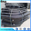 American Type Mechanical Tri Suspension with Leaf Spring for Semi Trailer and Truck