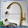 2017 Design Brass Taps Pull out Kitchen Mixer Faucet with Ce Approval