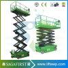 8m 300kg Aerial Scissor Lift Platform