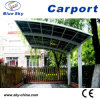 High Quality Aluminum Portable Car Carport with Polycarbonate (B800)