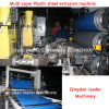 Multi-Layer Co-Extrusion Plastic PP PE PS Sheet Making Machine