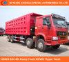 HOWO 8X4 40tons Dumptipper Truck