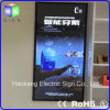 LED Aluminum Picture Frame Advertising Light Box Used on Shopping All Advertising