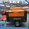 2017 Hot Sales Small Mobile Screw Air Compressor with Jack Hammer for Sales