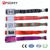 Multi-Color RFID Fabric Bracelet for Adult