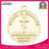 High Quality Souvenir Medal with Gold Plating