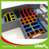New Design Drawings Children Amusement Park Equipment with Jumping Trampoline