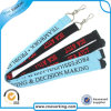 Factory Wholeale Cheap Colorful Funny Woven Lanyard