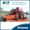 Gold Mining Machine Dual-Suction Gold Dredger