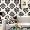 Italian Style Luxury High Grade Waterproof Wallpaper for Home Decoration