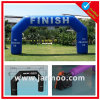 Outdoor Sports Start and Finish Line Inflatable Arch