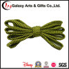 New Style Mix Colour Double Strap Polyester Flat Shoe Lace