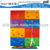 Plastic Climbing Equipment Kindergarten Adventure Play Equipment (HF-19203)