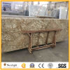 African Bordeaux/Persa Golden King Granite Island Top/Kitchen Countertop