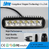 18W CREE LED Driving Spot Lights off-Road Work Light Bar