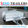 Cheap Tandem Axle Box Trailer
