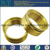 ODM Precision CNC Machining Brass Thread Bushing