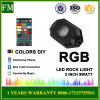 4X4 off Road RGB LED Deck Lights Contol by Music