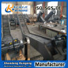 Heavy Duty Chains Plate Conveyor with Straight Sides Belt